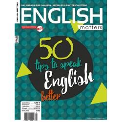 English Matters 3/16