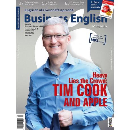 Bussines English Magazine 50
