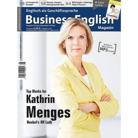 Bussines English Magazine 43
