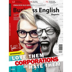 Business English Magazine Corporations