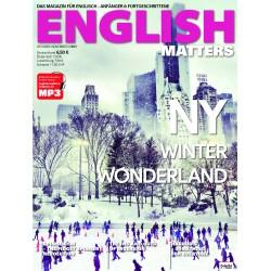 English Matters  1/18