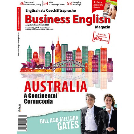 Business English Magazine 51