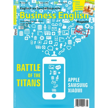 Business English Magazine 54