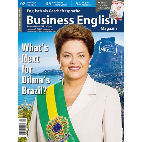 Bussines English Magazine 45