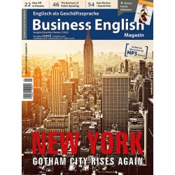 Business English Magazine 1/15