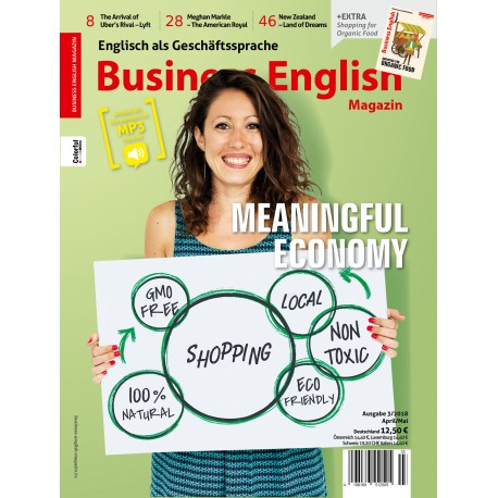 Business English Magazine 3/18