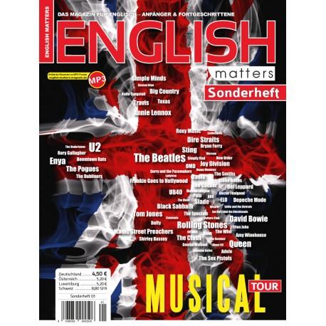 English Matters Musical