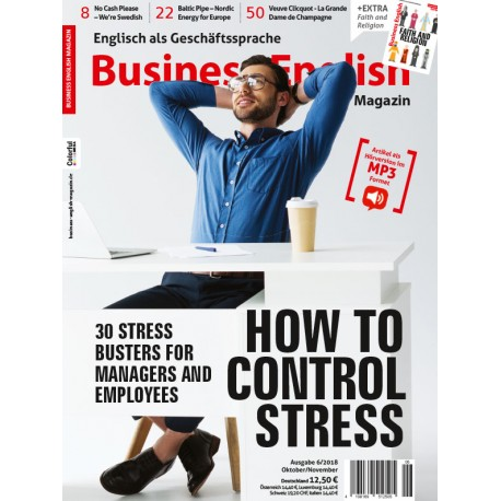 Business English Magazine 6/18