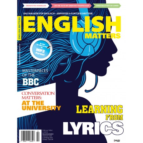 English Matters 2/19