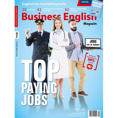 Business English Magazine 2/19