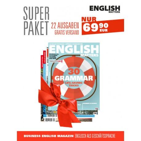 English Matters 3/19