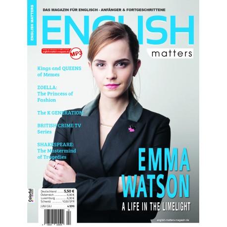 English Matters 4/16