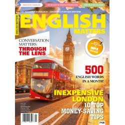 English Matters 4/19