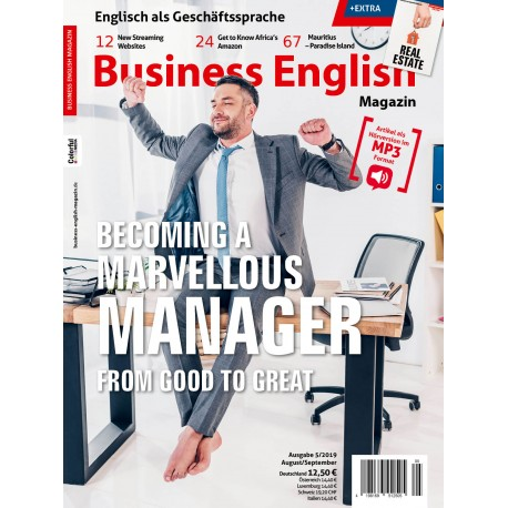 Business English Magazine 5/19