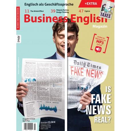 Business English Magazin 3/20