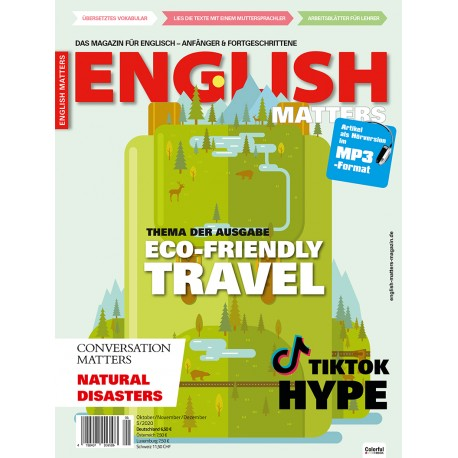 English Matters 5/20