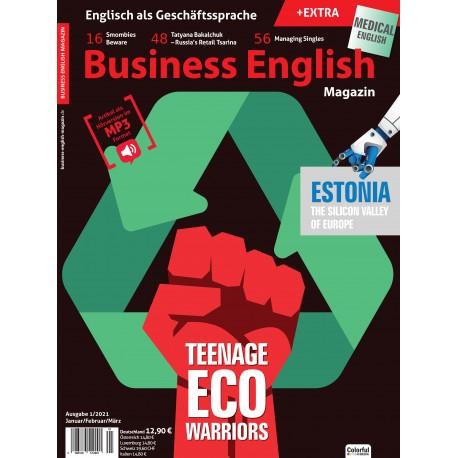 Business English Magazin 1/21