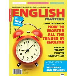 English Matters 4/20 digital