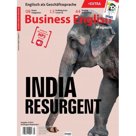 Business English Magazin 3/21